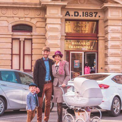 2018 Ballarat Lifestyle Magazine Tweed Ride