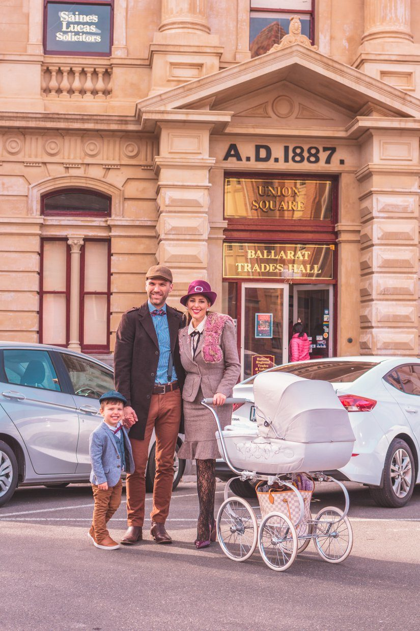 2018 Ballarat Lifestyle Magazine Tweed Ride