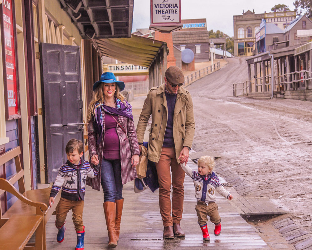 Sovereign Hill Lost Trades Holiday Worshops